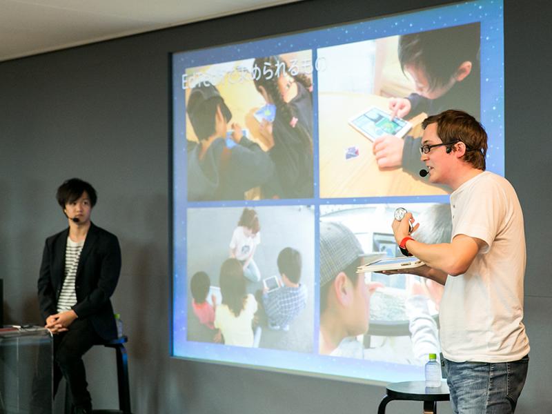 コンピューターサイエンス教育への寄与のアイキャッチ画像