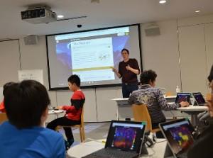 BSフジ「beプログラミング2 ~2020年大予測!小学校の授業はこうなる!?~」【2017年1月22日(日)放送】