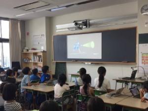 【地域活動】東京・港区立芝浦小学校夏講座