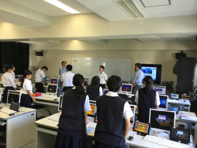 【英語・研究授業】東京都大島町立第一中学校のアイキャッチ画像